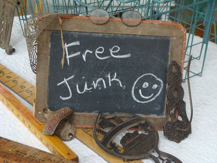 Free junk day!!
