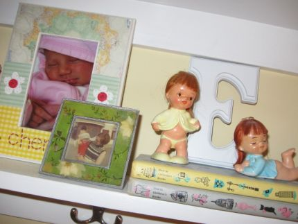 Ive always loved vintage baby stuff...