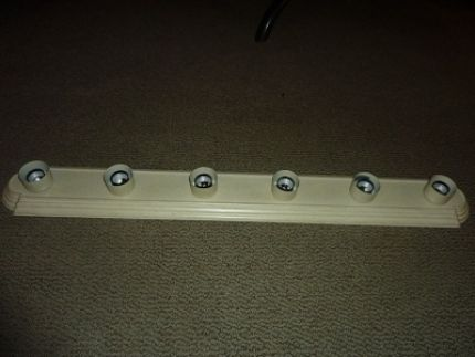 Light Bar Before