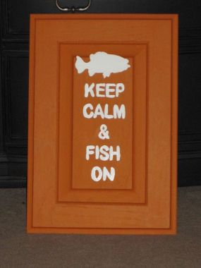 Keep Calm & Fish On