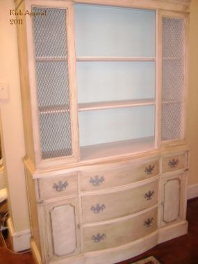 Great cabinet project--I scored!