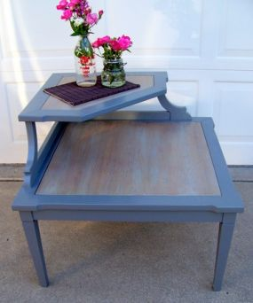 I just love the way this table turned out!